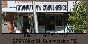 Downtown Convnience Summerside