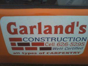 Garland Construction Charlottetown Pei
