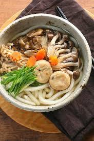 Mix Vegetable Rice Noodle Soup