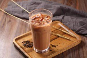 Cold Hong Kong Milk Tea