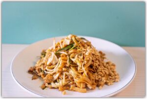 Pad Thai with Vegetable
